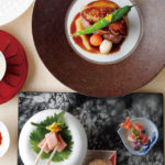 We offer hospitality in new menu