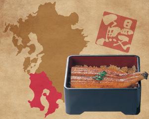 鹿儿岛县生产鳗鱼